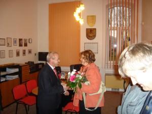 Návštěva ve Vrícku 2011