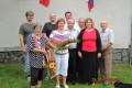 Podpis partnerské smlouvy s obcí Vrícko 2012