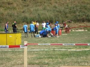 Hasičské závody Slovensko 2013